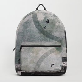 Living in the past Backpack
