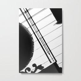 Linulare Metal Print