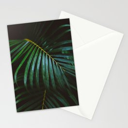 Leaves In The Dark Stationery Cards