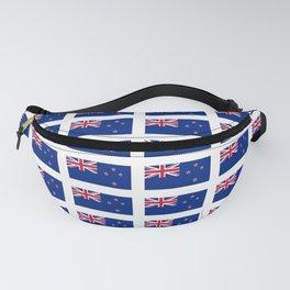 Flag of new zealand -zealand,New Zealander,Kiwi,wellington,Auckland. Fanny Pack