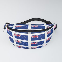 Flag of new zealand -zealand,New Zealander,Kiwi,wellington,Auckland. Fanny Pack