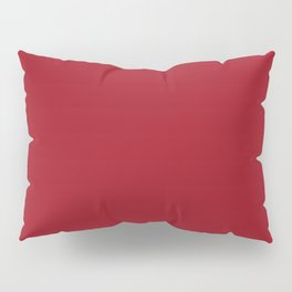 Ruby Red Pillow Sham