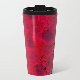 AB Red I Travel Mug