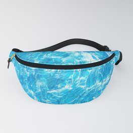 Whispy Marble Fanny Pack