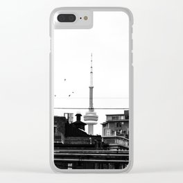 Decisive Clear iPhone Case