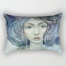 Zodiac Cancer Rectangular Pillow