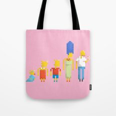 The Simpsons Tote Bag