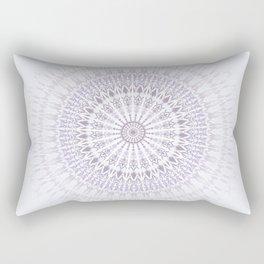 Purple Mandala Rectangular Pillow