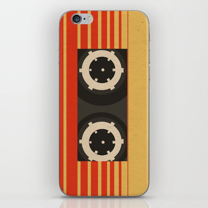 Awesome mix iPhone Skin