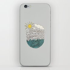 Emerson: Live in the Sunshine iPhone & iPod Skin