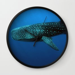 Big Fish Wall Clock