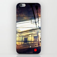 child's play (35mm multiple exposure) iPhone & iPod Skin
