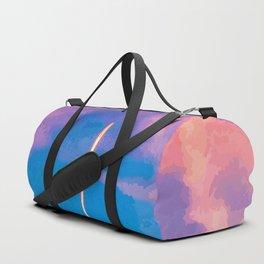 """ CONTRAIL "" Duffle Bag"