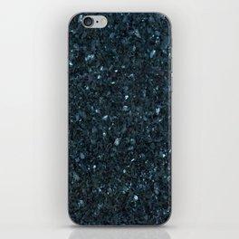 Star Galaxy Granite Glitter #1 #mineral #decor #art #society6 iPhone Skin
