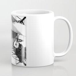 asc 768 - La baronne perchée (The girl who was not afraid of heights) Coffee Mug