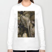 leaf Long Sleeve T-shirts featuring Leaf by LoRo  Art & Pictures