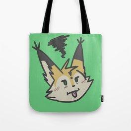 Yuki Blep Tote Bag