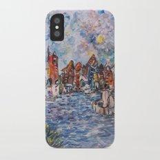 City Beautiful iPhone X Slim Case