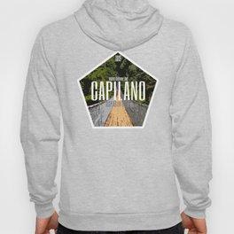 Capilano Bridge Badge Hoody