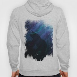 Midnight Grizzly Hoody