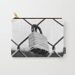 Lock Fence Carry-All Pouch