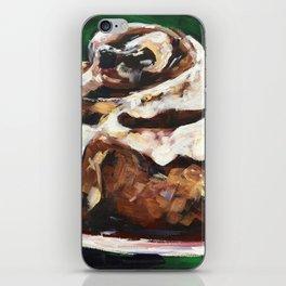 Cinnamon Roll iPhone Skin