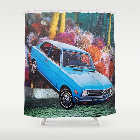 I want to see movies of my dreams Shower Curtain
