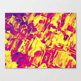 The Power of Red Canvas Print