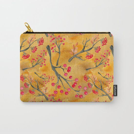 Autumn leaves #12 Carry-All Pouch