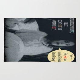 "'Ellen Hutter', FROM THE FILM "" Nosferatu vs. Father Pipecock & Sister Funk (2014)"" Rug"
