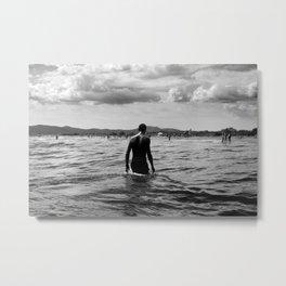 Vacations Metal Print