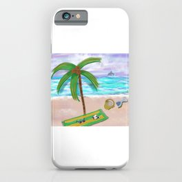 Play at Sea iPhone Case