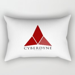 Cyberdyne Systems (Retro Logo) Rectangular Pillow