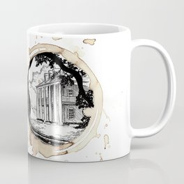 Coffee Stained Plantation-Louisiana Series Coffee Mug