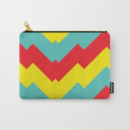 Motif minimaliste 7 Carry-All Pouch