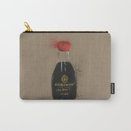Diddie Doodle the Soy Sauce Carry-All Pouch
