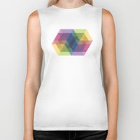 fig Biker Tanks featuring Fig. 030 by Maps of Imaginary Places