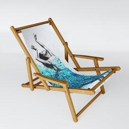 Tropical Reef Dance Sling Chair