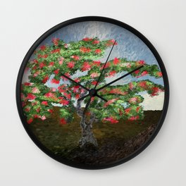 Path of Enlightenment Wall Clock