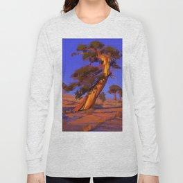 Golden Juniper Long Sleeve T-shirt