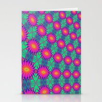 tie dye Stationery Cards featuring Tie Dye by Cherie DeBevoise