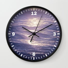Moonrise Sea, 1 Wall Clock