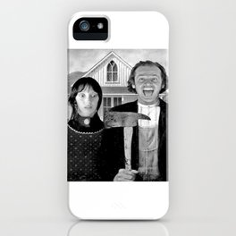 the shinning iPhone Case