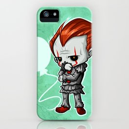 Does IT all float? iPhone Case