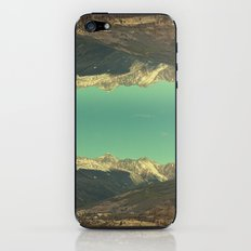 good afternoon mountains iPhone & iPod Skin