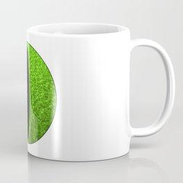 Cat's Eye-Peridot Coffee Mug
