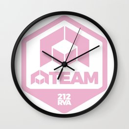 A-Team Wall Clock