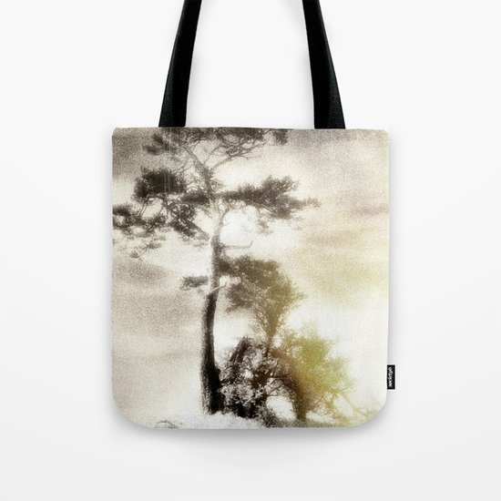 Deadly silence... Tote Bag