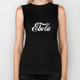 Ebola Biker Tank
