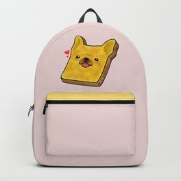 Frenchie Toast Backpack